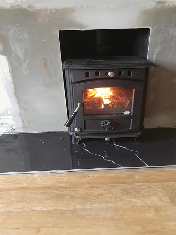 stove fitted carrick